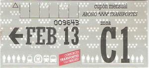Subida de un 4 6 en las tarifas del abono transporte el for Oficina abono transporte